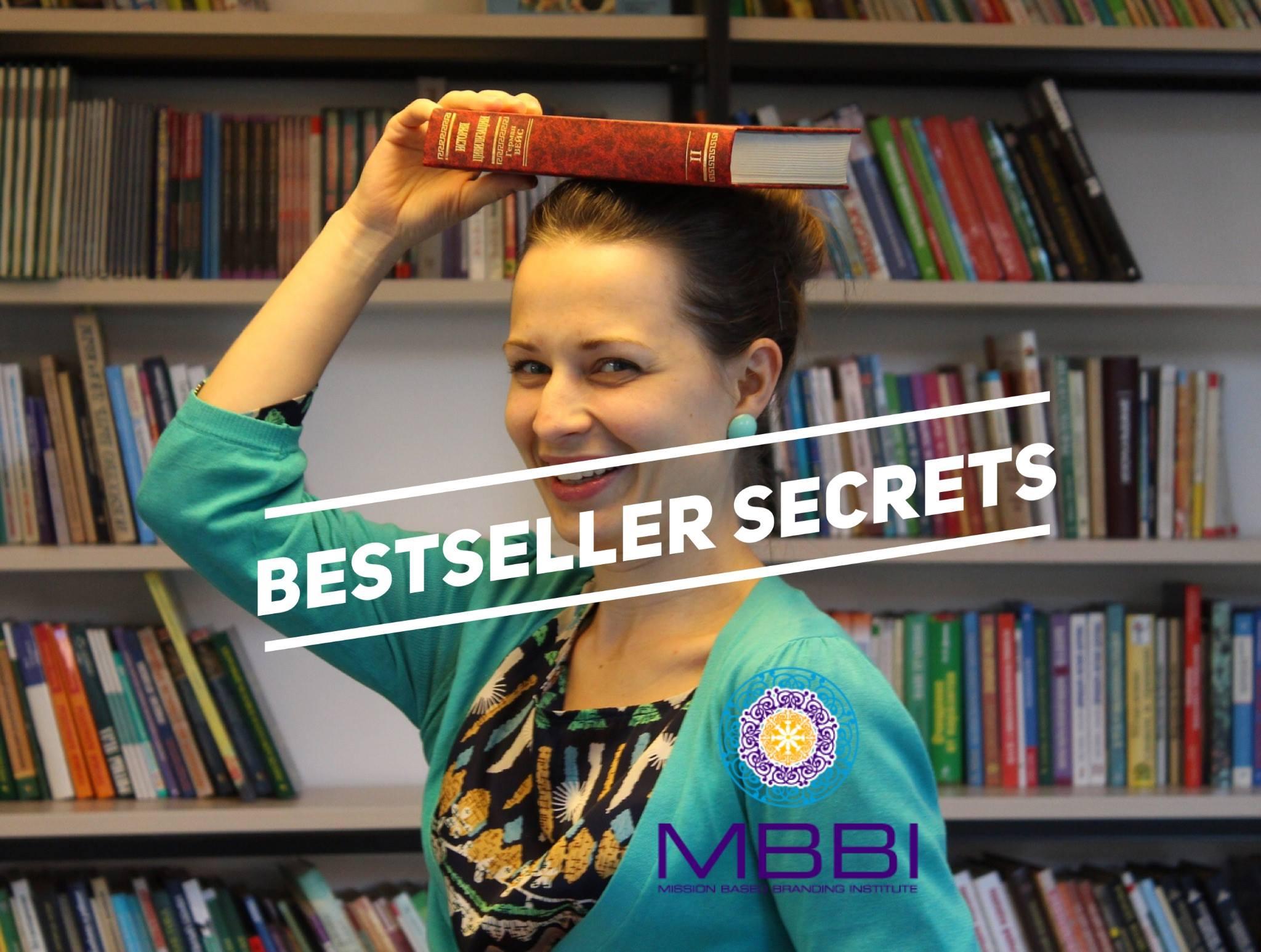 Bestseller secrets